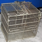 60 kg -2-section fold down crab basket_135